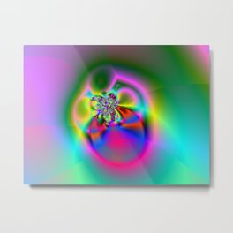 Illusion (FL24-002) Metal Print