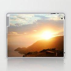 Sunset at Marin Headlands Laptop & iPad Skin