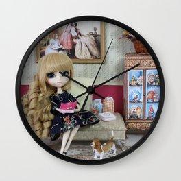 Ladurée Macarons Box Wall Clock