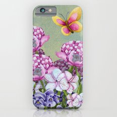 Fanciful Garden iPhone 6s Slim Case