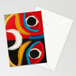 Tibetan Opera Mask Stationery Cards