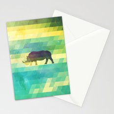 Orion Rhino Stationery Cards