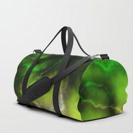 Lightning ride (green) Duffle Bag