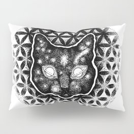Tranquil CatLife Pillow Sham