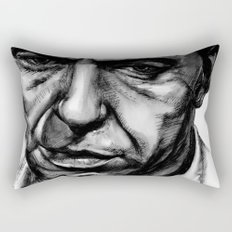 Only the Lonely - Frank Sinatra Rectangular Pillow