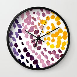 trickle no2 Wall Clock
