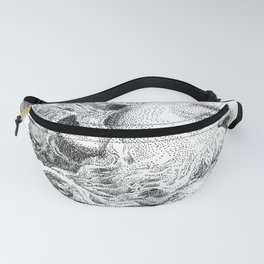 Neptune God of the Sea Fanny Pack