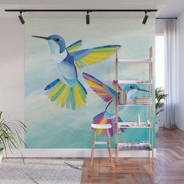 Shanti Sparrow: Flynn & Pip Wall Mural