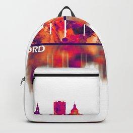 Hartford Connecticut Skyline Backpack