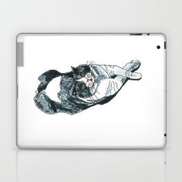 Miu Miu the Cat Laptop & iPad Skin
