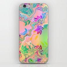 Florale fantasy iPhone & iPod Skin