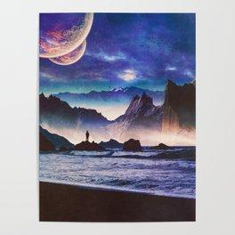 Desolate Coast Poster