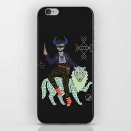 Witch Series: Demon iPhone Skin