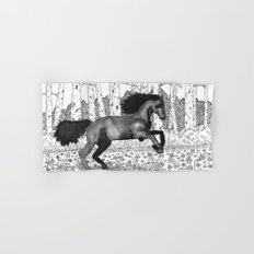 Wild horse Hand & Bath Towel