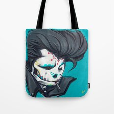 SLICK paint Tote Bag