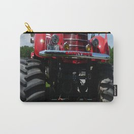 Monster Fire Truck Carry-All Pouch