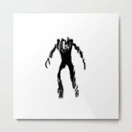 Prey - Phantom Metal Print