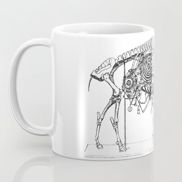 Moto Buff Coffee Mug