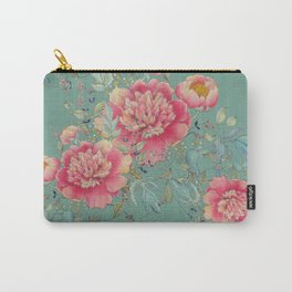 tender gipsy paeonia Carry-All Pouch