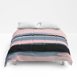 Soft Determination Peach Comforters