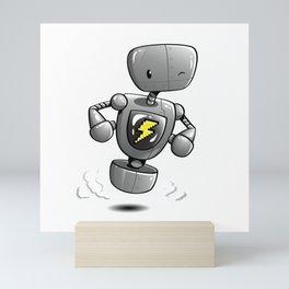 Pitt Roboto Mini Art Print