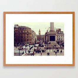 Trafalgar  Framed Art Print