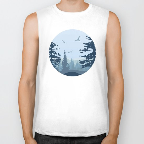 My Nature Collection No. 14 Biker Tank
