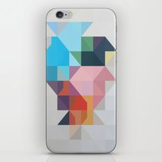 two become one iPhone & iPod Skin