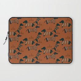 Hot Dogs Laptop Sleeve