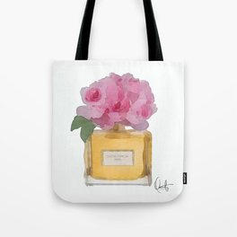 EAU DE PARFUM V.3 Tote Bag
