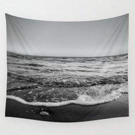 BEACH DAYS XXIII BW Wall Tapestry