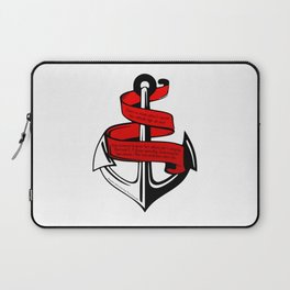 Daughter of the pirate king Laptop Sleeve