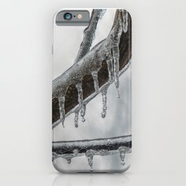 Icy Branch iPhone Case