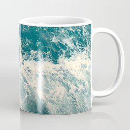SEA SERIES Modern minimalist ocean sea texture Coffee Mug