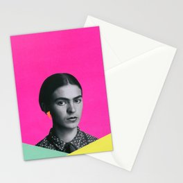 Modern Frida Stationery Cards