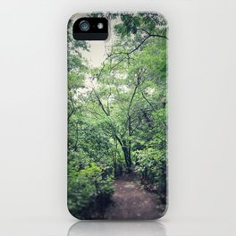 CentralPark4 iPhone Case