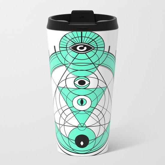 Transmutation Metal Travel Mug