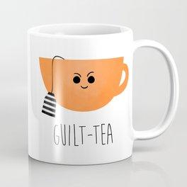 Guilt-tea Coffee Mug