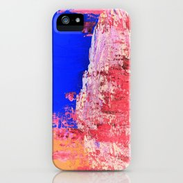 Into the Mist Pantone Color of the Year 2016 Abstract iPhone Case