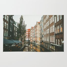 Amsterdam Canals Rug