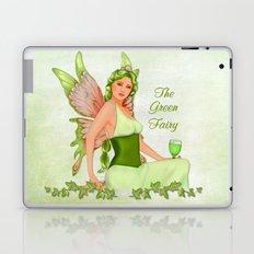 Absinthe the Green Fairy Laptop & iPad Skin
