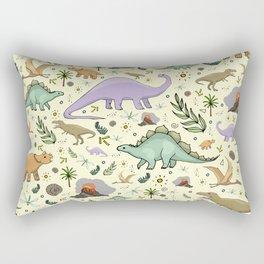 Dinosaurs! Rectangular Pillow