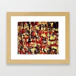 Nara Framed Art Print