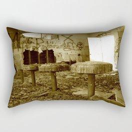 Salton Sea Bar Rectangular Pillow