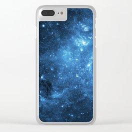 Galaxy Clear iPhone Case
