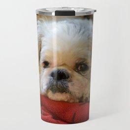 """""""Denali"""" - Lap Dog Travel Mug"""