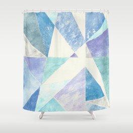 Illuminated Winter Shower Curtain