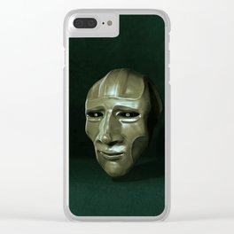 louie Clear iPhone Case