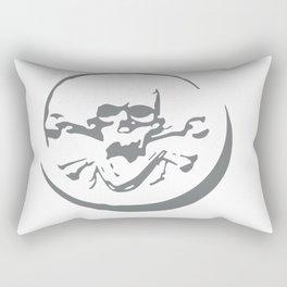 Entombed Skull Death Nihilist Edge Of Sanity Rectangular Pillow