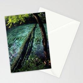 Ginnie Springs Fisheye Stationery Cards